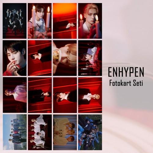ENHYPEN FOTOKART SETİ