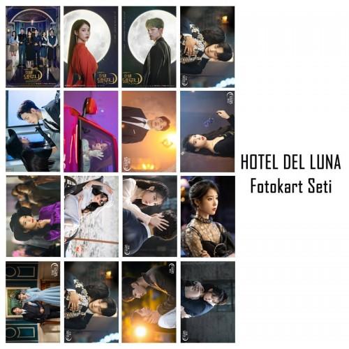 HOTEL DEL LUNA FOTOKART SETİ