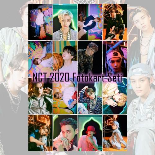 NCT 2020 FOTOKART SETİ