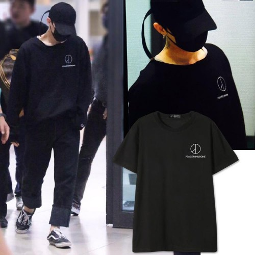 G-DRAGON PEACEMINUSONE T-SHIRT