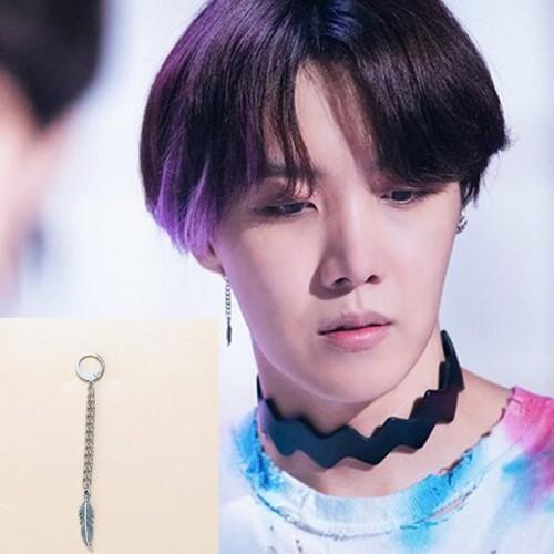 BTS J-Hope Küpesi