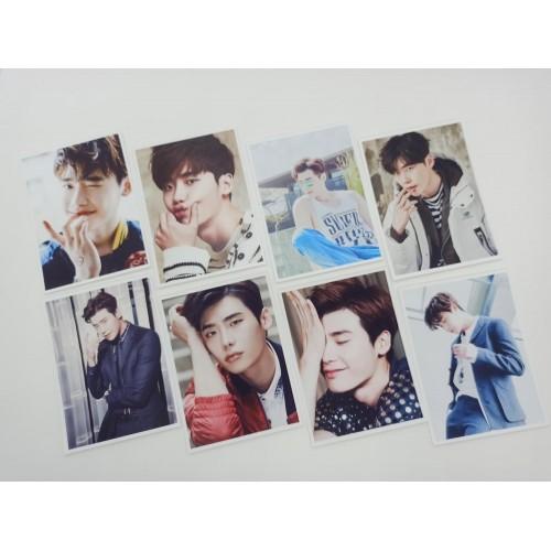 Lee Jong Suk Fotokart Seti 8'li