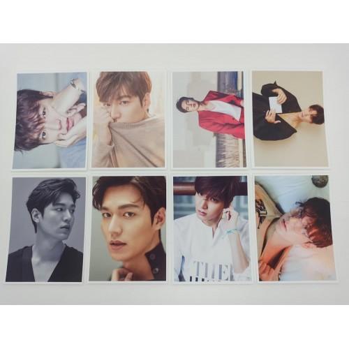Lee Min Ho Fotokart Seti 8'li