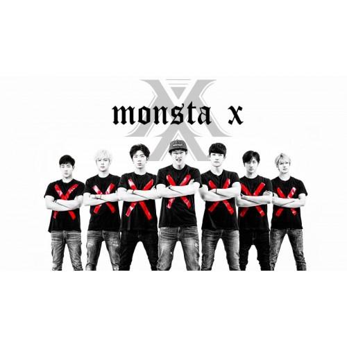MONSTA X K-Pop Poster