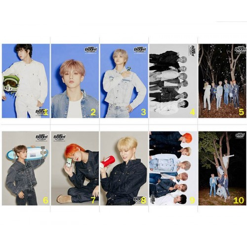 NCT DREAM We Boom Sticker Boom Versiyon