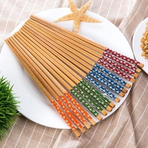 Sakura Desenli Chopstick
