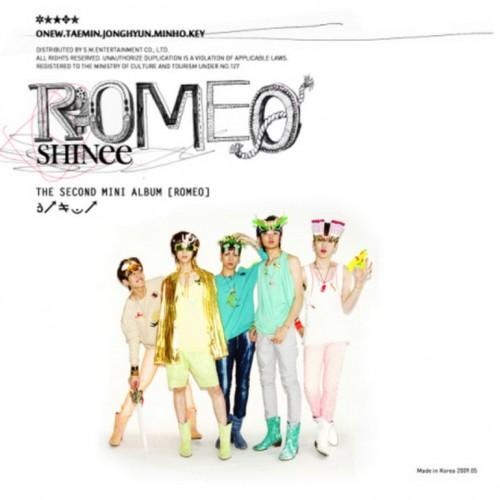 SHINee - Romeo Albüm