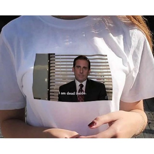 THE OFFICE - MICHAEL SCOTT TSHIRT