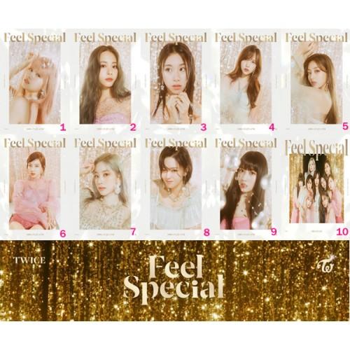 TWICE Feel Special Fotoğrafları A Versiyon