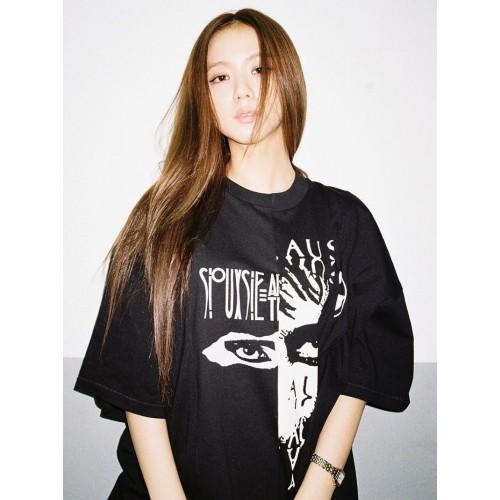 BLACKPINK Jisoo Siouxsie T-Shirt