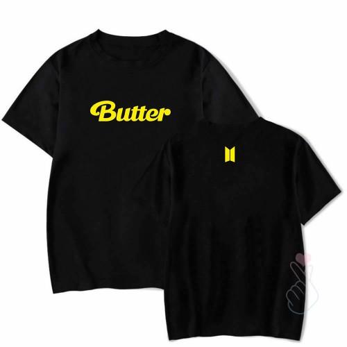 BTS BUTTER T-SHIRT