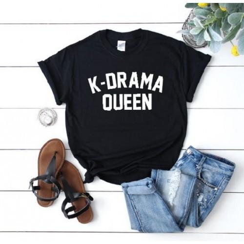 K-DRAMA QUEEN T-SHIRT