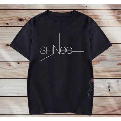 SHINee LOGOLU T-SHIRT