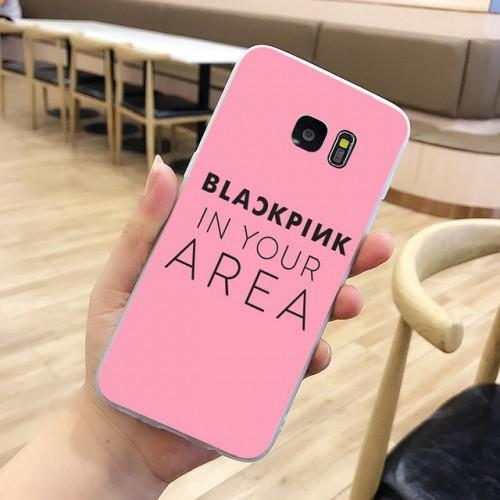 BLACKPINK Samsung S7/S7 Edge Cep Telefonu Kılıfı