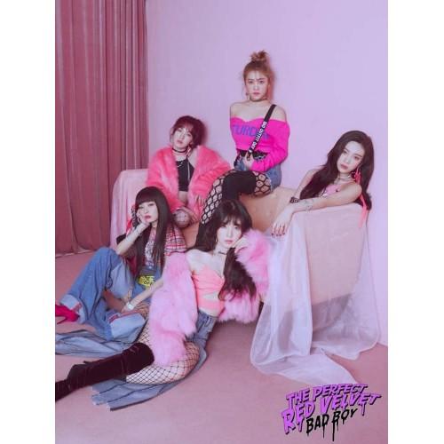 Red Velvet Poster 2